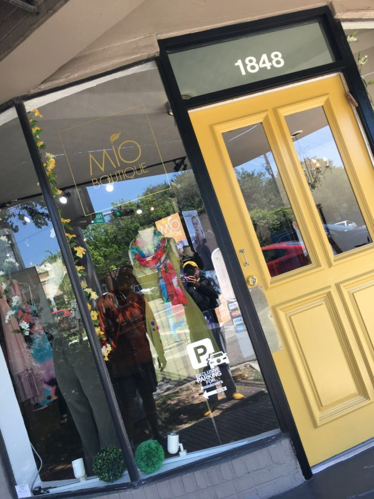 MIO BOUTIQUE - Store