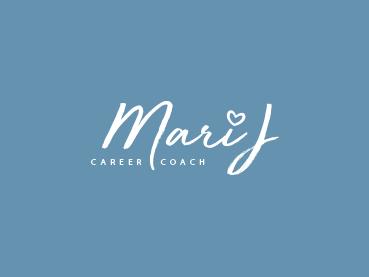 MARI J PEREZ - Logo