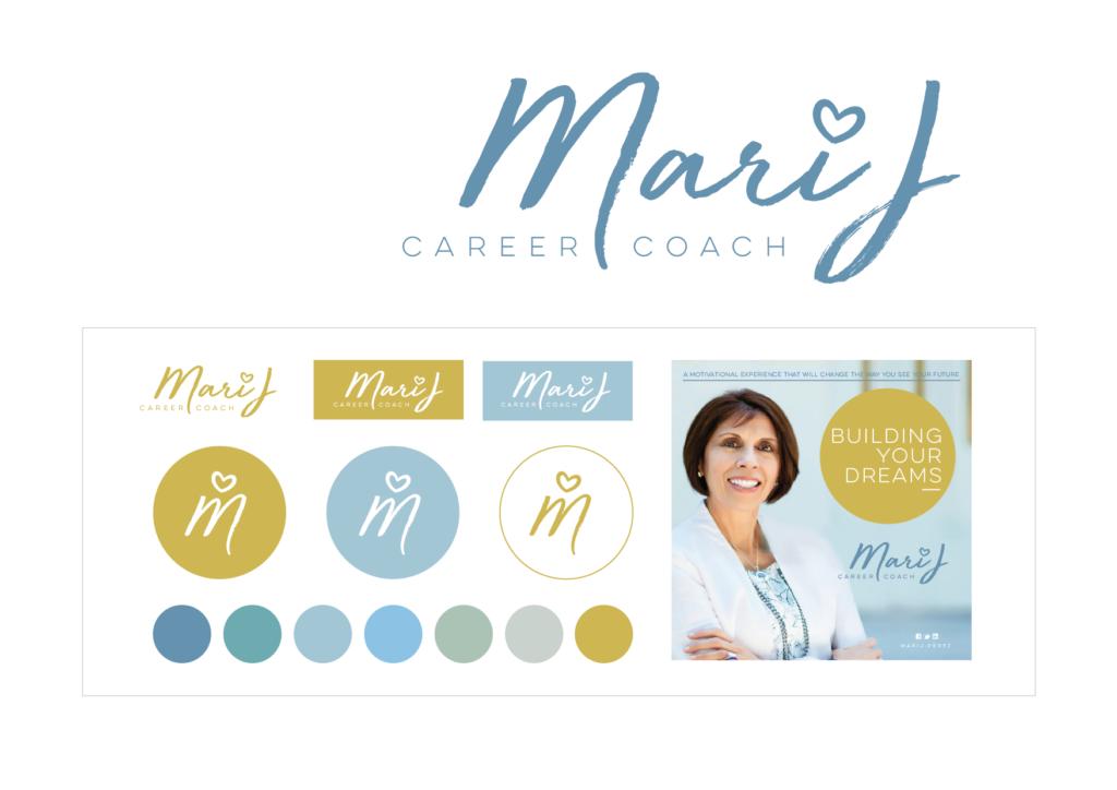 MARI J PEREZ - Branding
